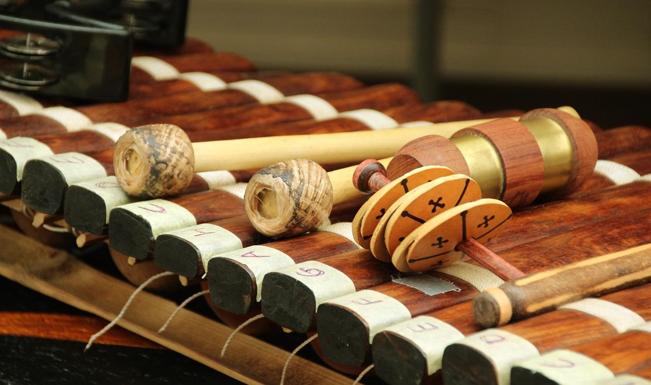 Partes del xilófono y sus funciones